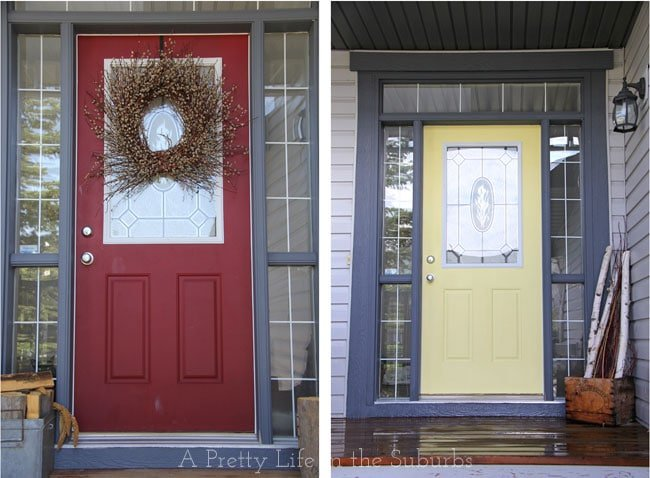Porch-Door-Before-&-After-{A-Pretty-Life}