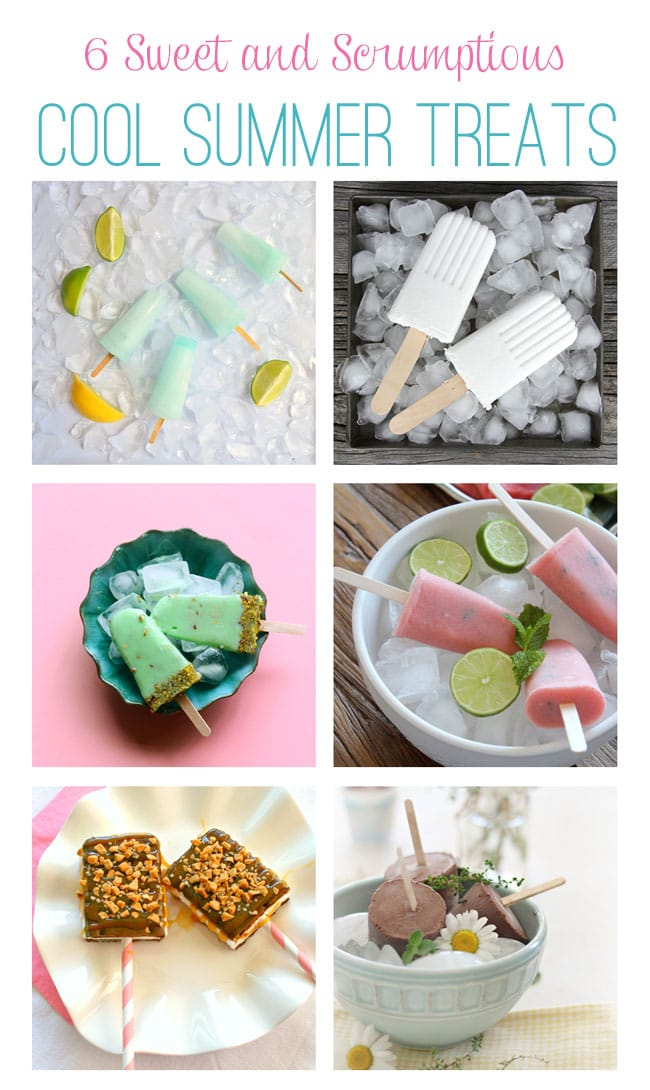6 Cool Summer Treats