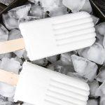 Creamy Coconut Popsicles Recipe