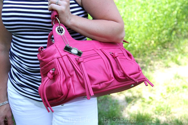 Epiphanie Bag Review {A Pretty Life}
