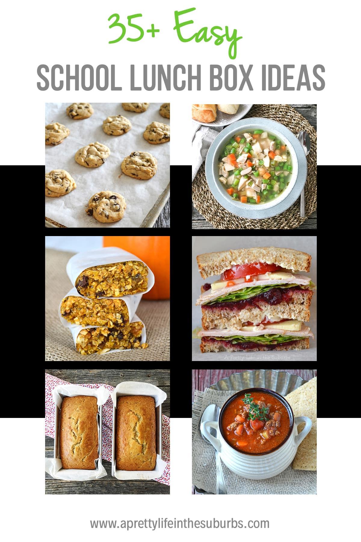 35+ Box School Lunch Box Ideas