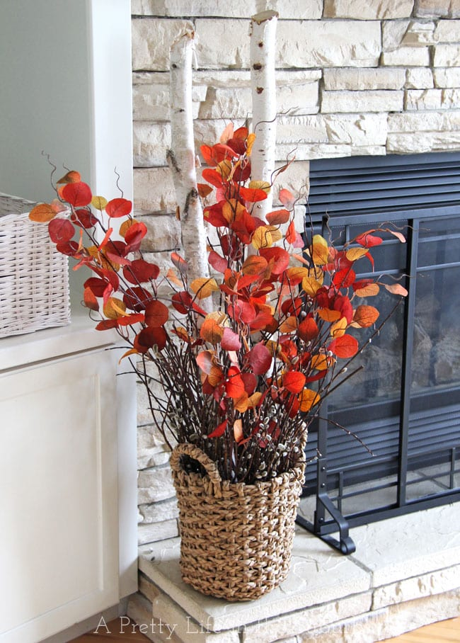 Fall-Mantel-2{A-Pretty-Life}
