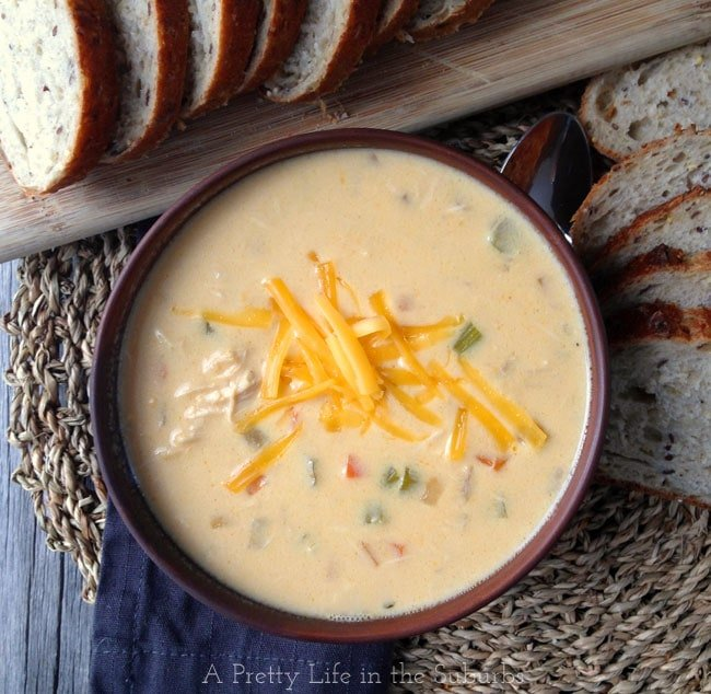 Cheddar-&-Ale-Chicken-Chowder-3{A-Pretty-Life}