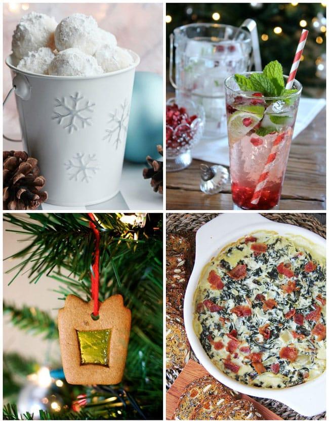 Festive Holiday Recipes