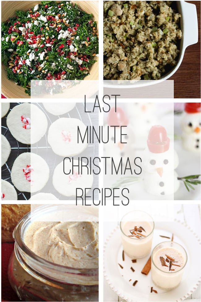 Last-Minute-Christmas-Recipes