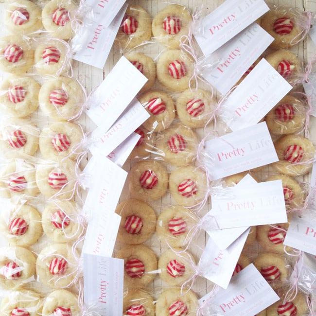 Peppermint-Kiss-Sugar-Cookies-6{A-Pretty-Life}