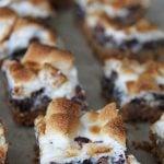 S'more Magic Cookie Bars Recipe