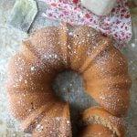 Earl Grey Tea Bundt Cake