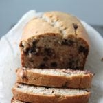 Peanut Butter Banana Bread Recipe
