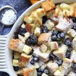 Blueberry Baked French Toast Recipe