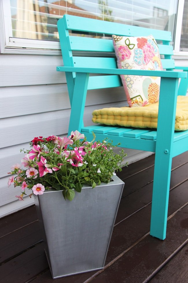 Summer Patio 2{A Pretty Life}