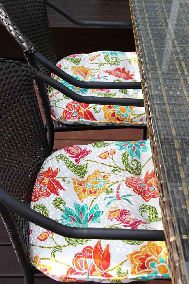 Summer Patio 8{A Pretty Life}