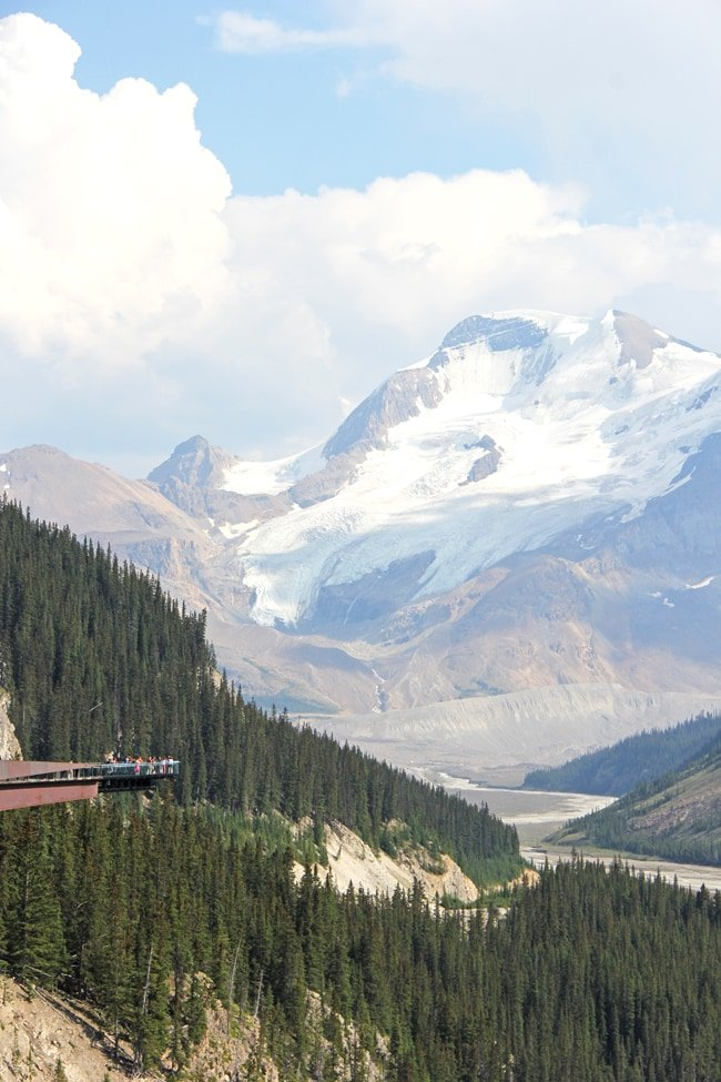 Jasper Glacier Skywalk 2