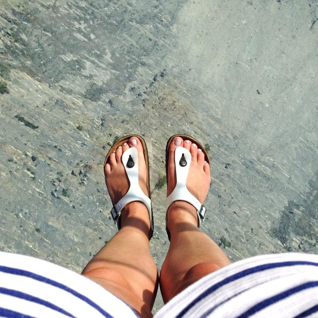 Jasper Glacier Skywalk 5