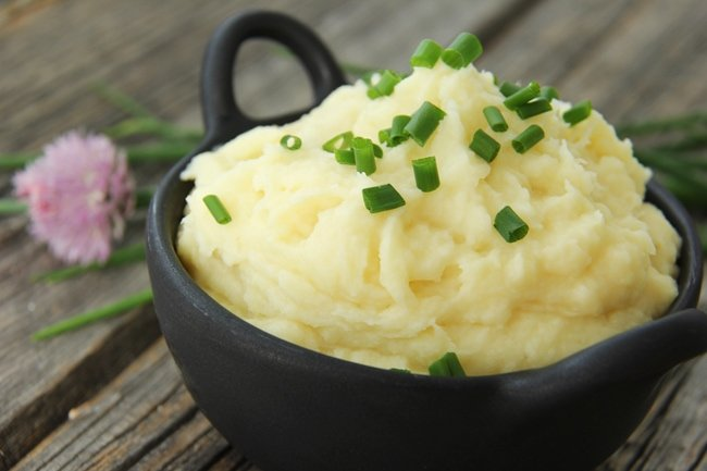 Parsnip Puree - A Pretty Life In The Suburbs
