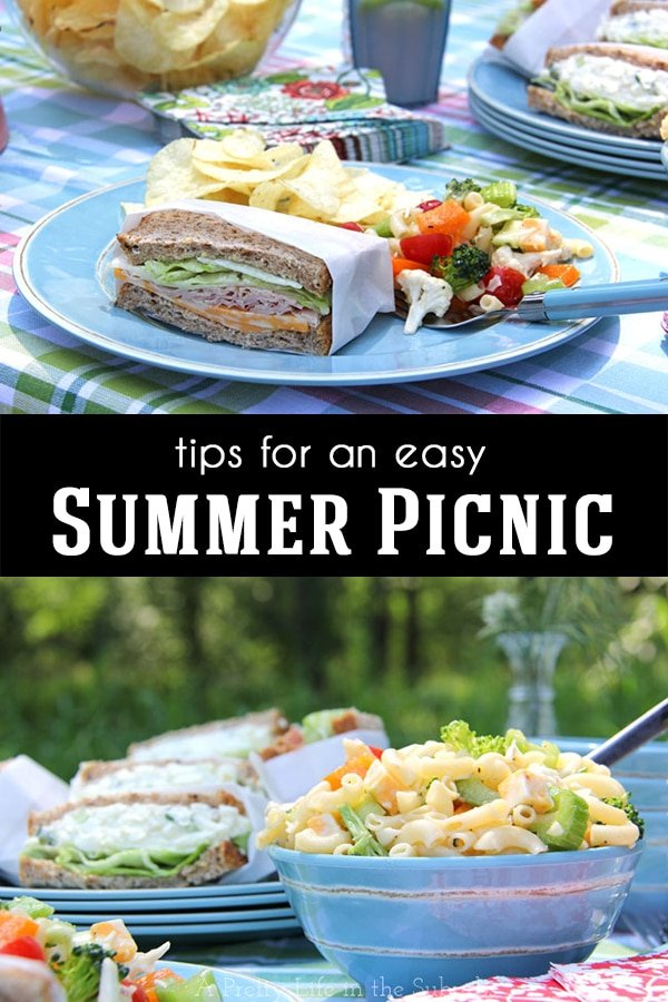 Easy Summer Picnic