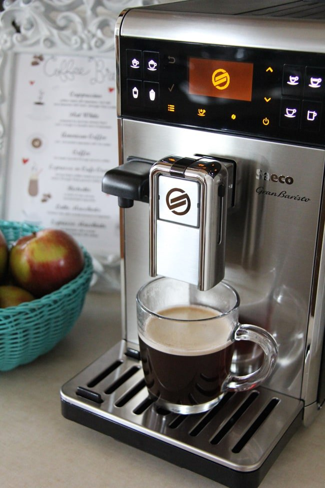 Saeco GranBaristo Review
