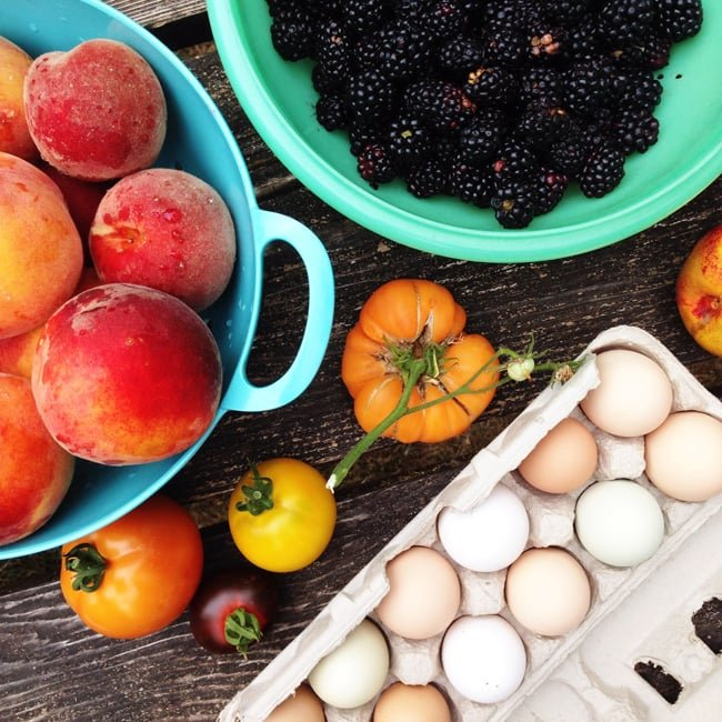 Summer Markets in Oregon