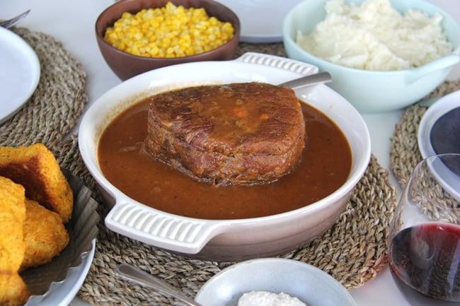 Crockpot Roast Beef