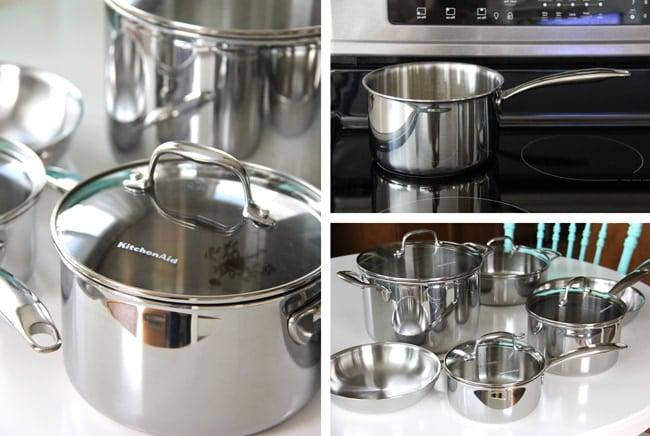 KitchenAid Stainless Steel 10-piece Set 2