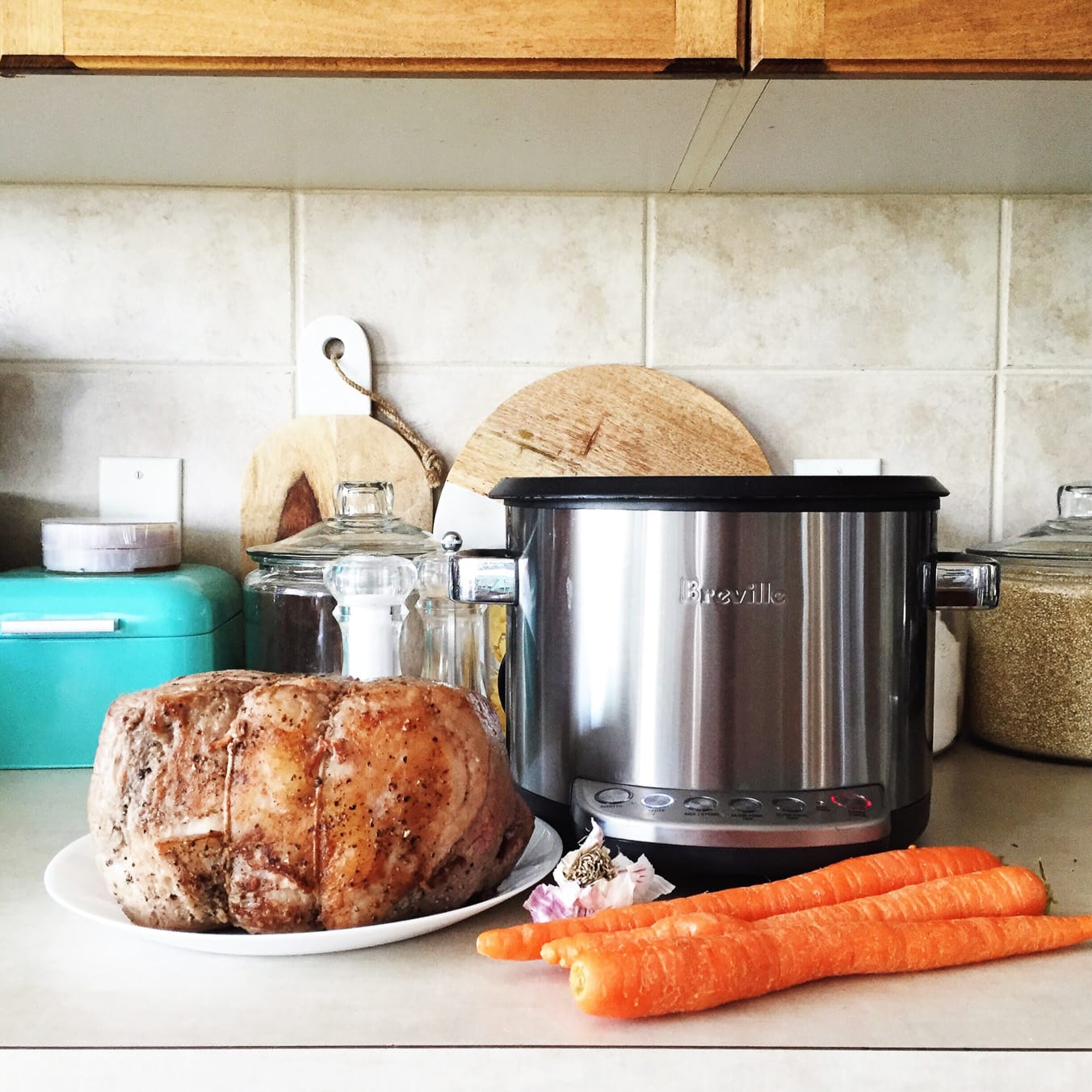 Simple Ways to Stretch Your Meals: Cook a roast, then make soup from leftovers