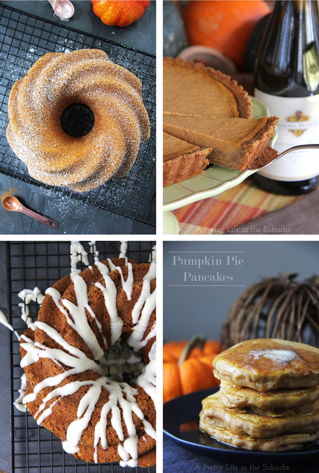 Thanksgiving Pumpkin Recipes