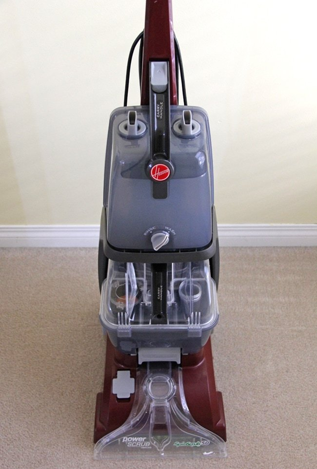 Hoover Power Scrub Carpet Cleaner Review1