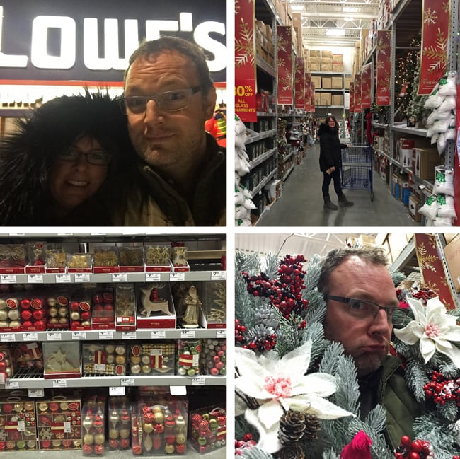 Lowes Shopping Trip 2