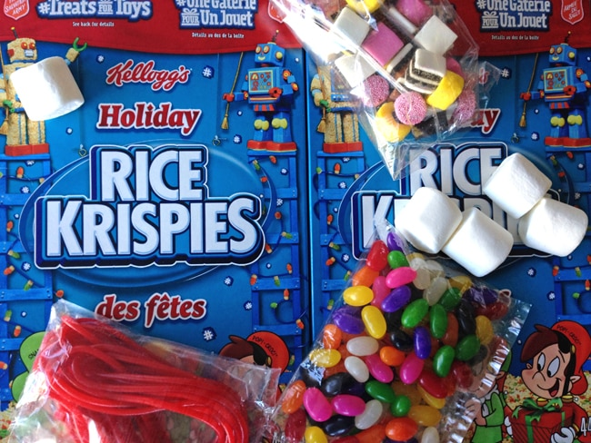 Rice Krispies Treats for Toys 2