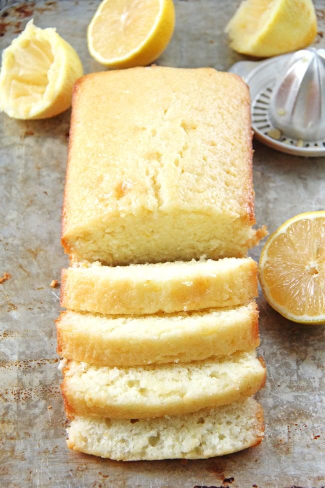 Easy Lemon Loaf / Bread