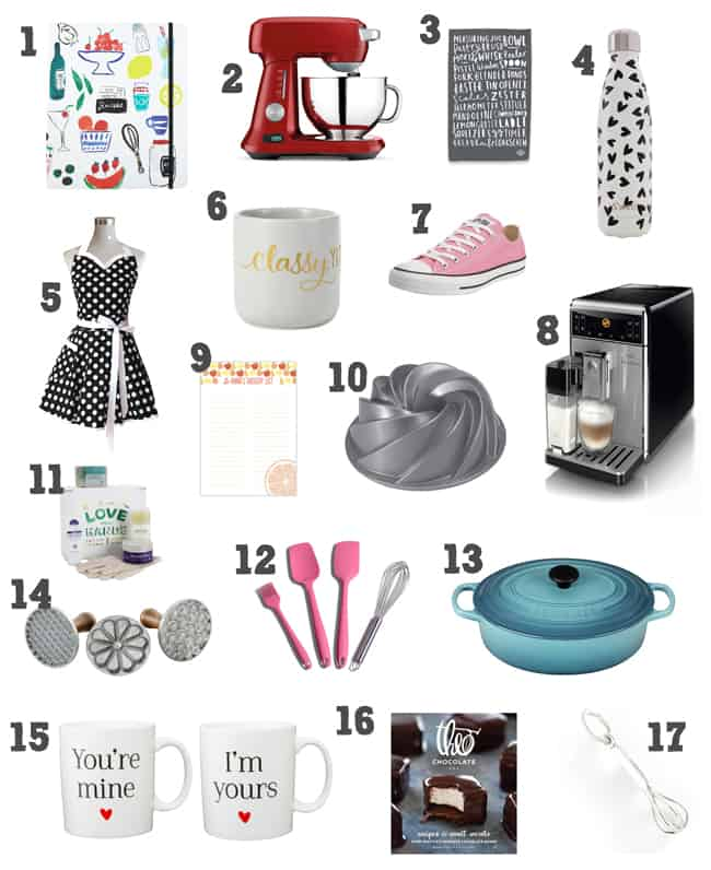 Valentines Day Gift Guide For Her (The Foodie)