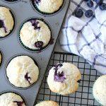 Buttermilk Blueberry Muffins Recipe