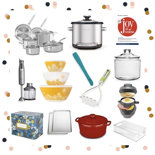 Kitchen Essentials  {A Pretty Life}