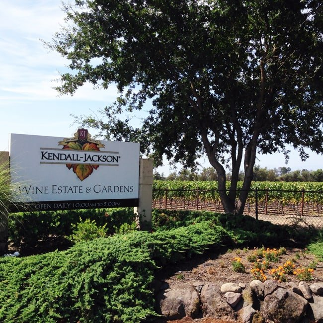 Vineyard Tour at Kendall-Jackson 3