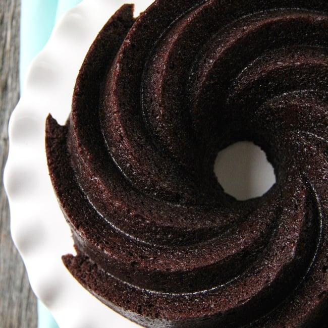 Chocolate Bundt Cake  (JRooney) Feature