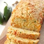 Jalapeno Cheddar Buttermilk Quick Bread