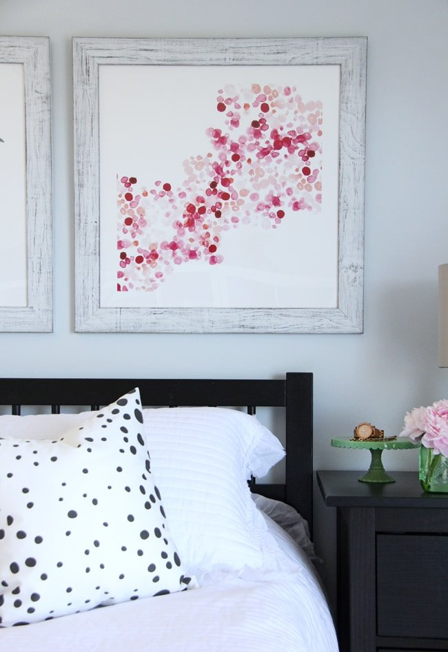 Summer Bedroom {A Pretty Life}4a