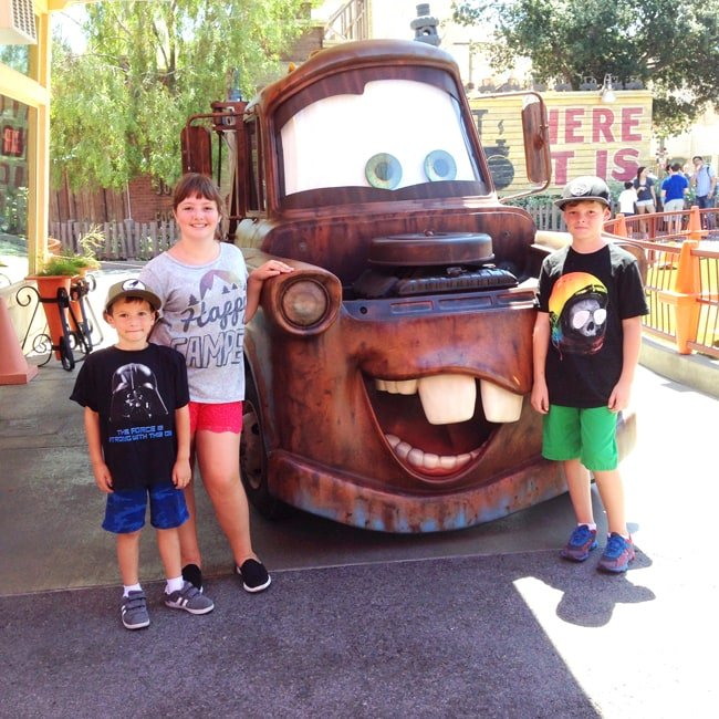 Tips for Visiting California Adventure  {A Pretty Life}