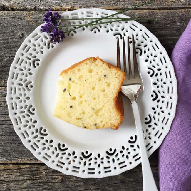 Lavender Honey Cake {A Pretty Life}5