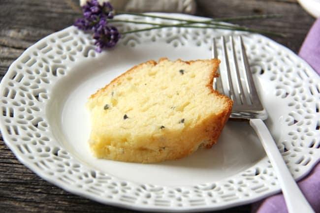 Lavender Honey Cake {A Pretty Life}8