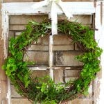 DIY Fresh Herb Wreath