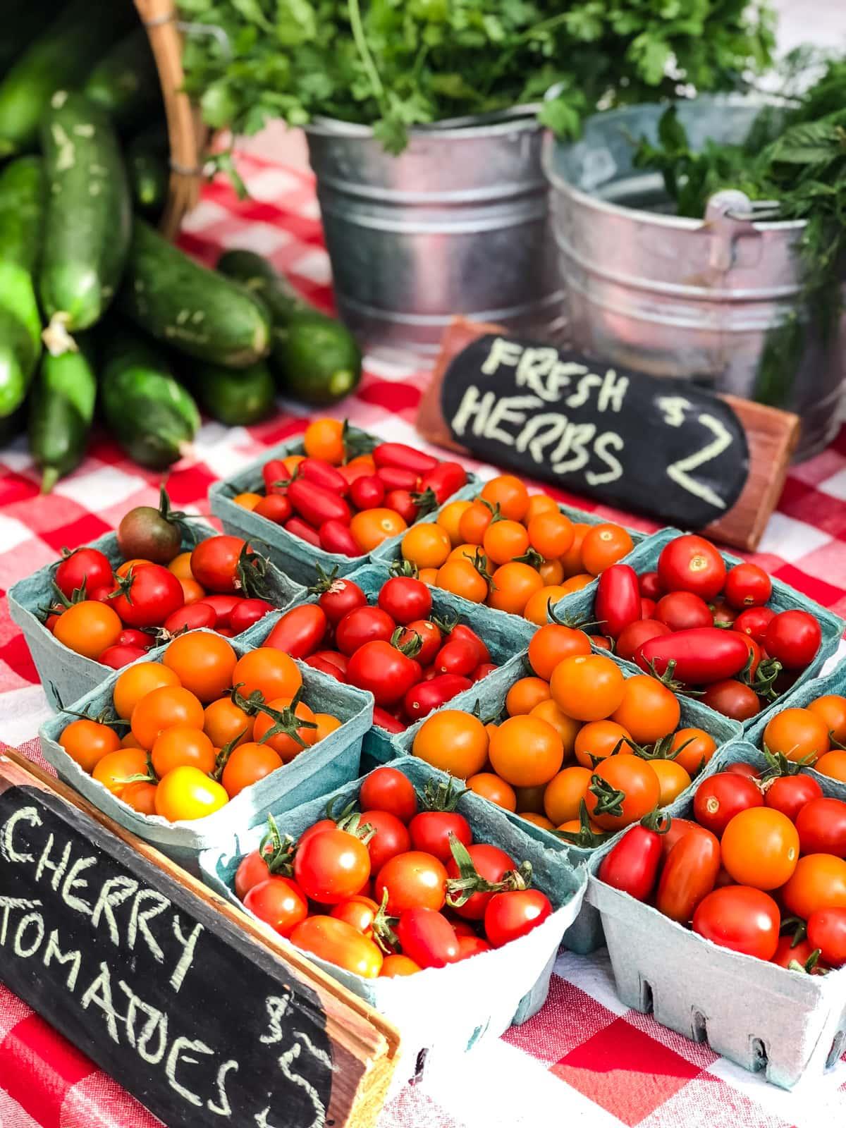 45+ Farmers' Market Recipes