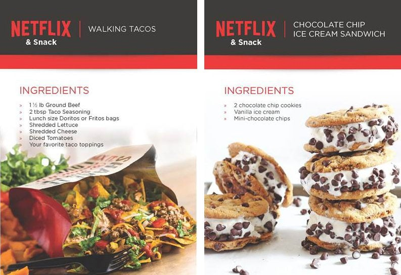 netlix-snack