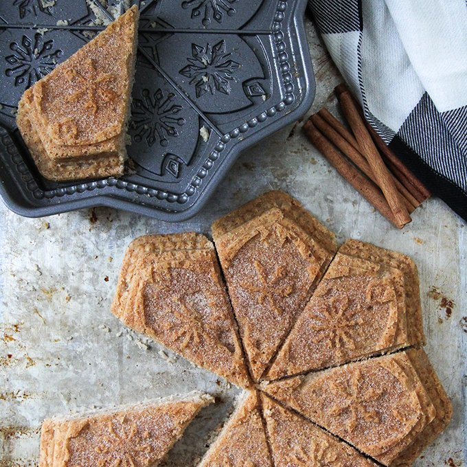 Jewish Shortbread Cookie Pie