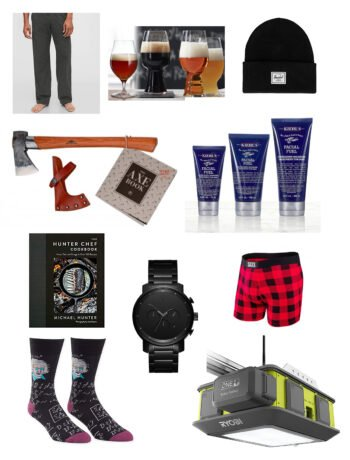 A Men's Holiday Gift Guide