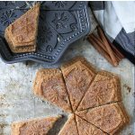 Jewish Shortbread Cookie Pie