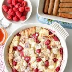 Raspberry Baked French Toast Recipe