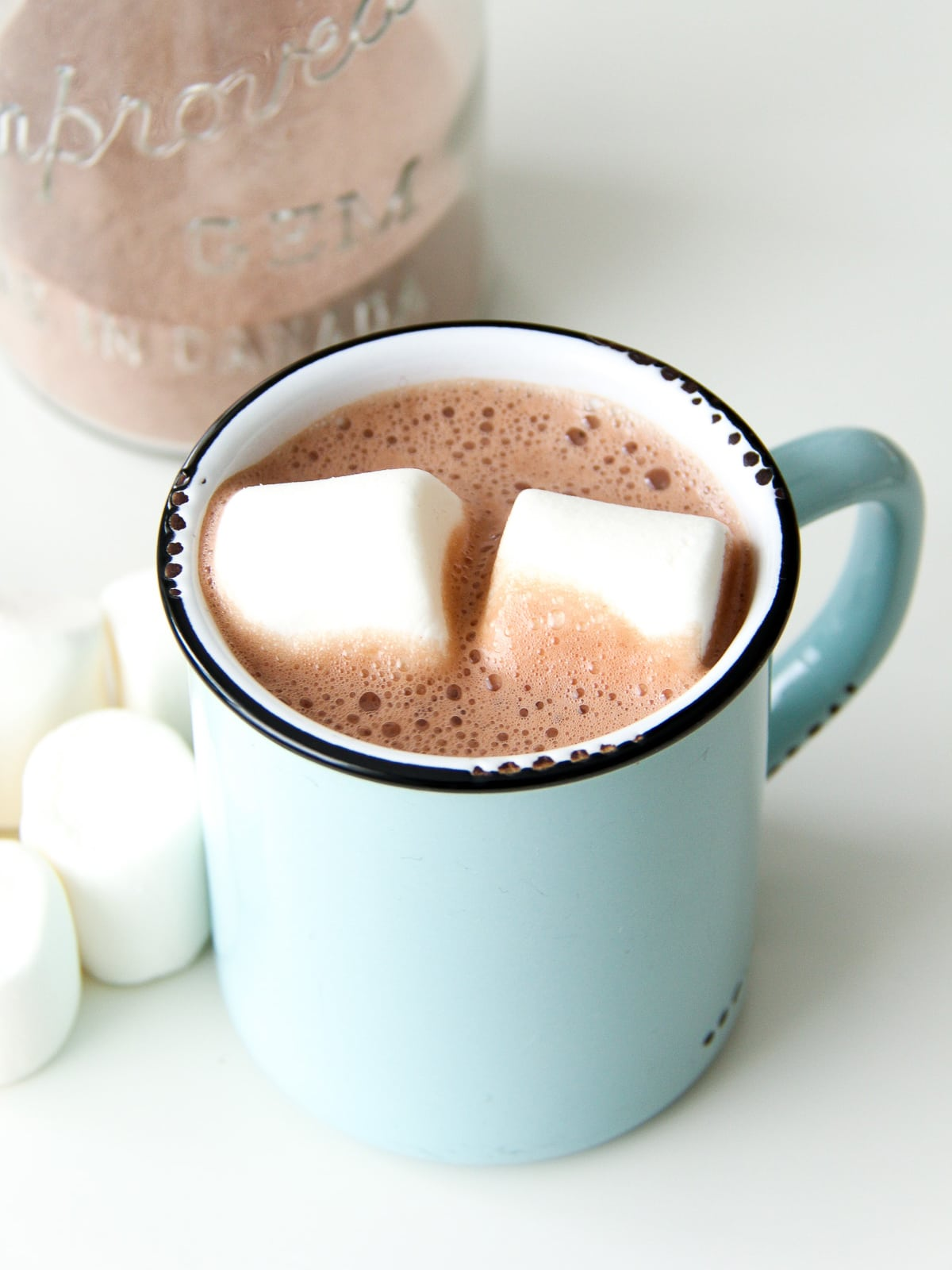Homemade Hot Chocolate A Pretty Life In The Suburbs