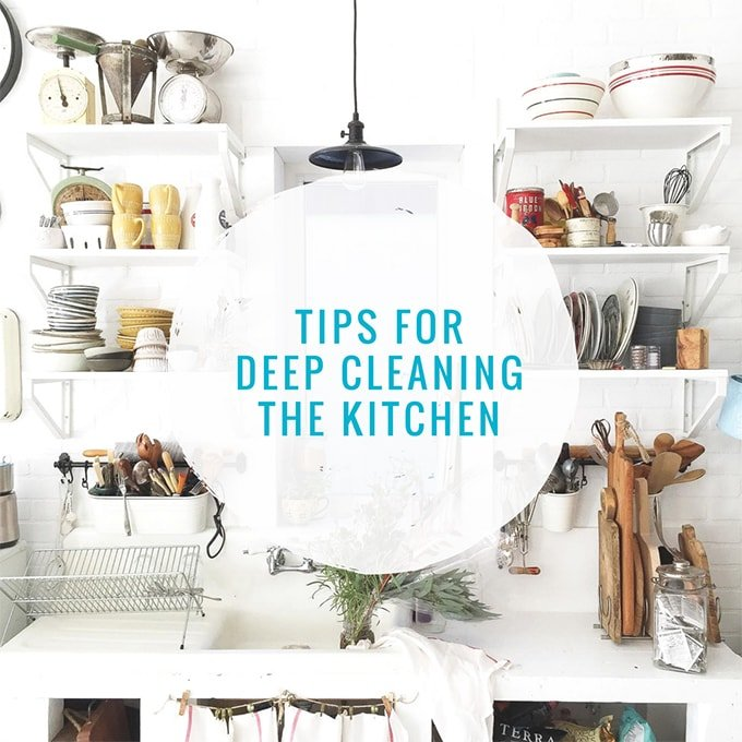 Kitchen Cleaning Tips: Tips For Deep Cleaning Your Kitchen