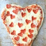Valentine's Day Heart Shaped Pizzas-3